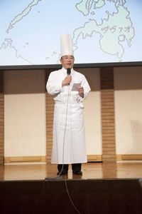 代表理事中村勝宏より開会のご挨拶